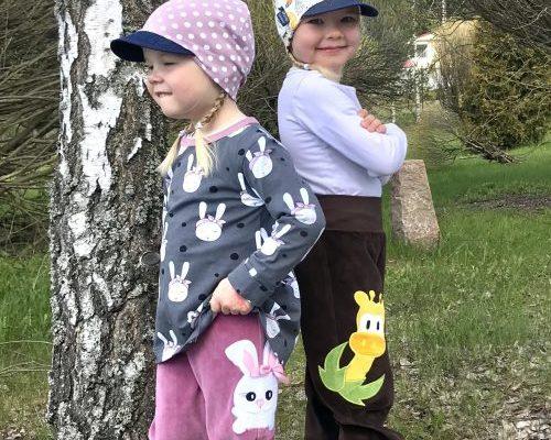 Tähtililja Design- lastenvaatteet